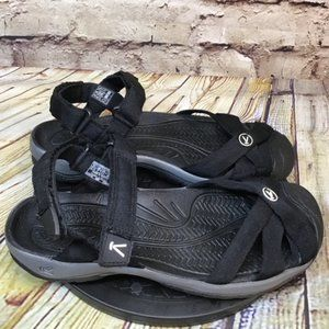 KEEN Womens Bali Strap Adjustable Sandals 7 Wide